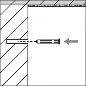 clipschraube minirail