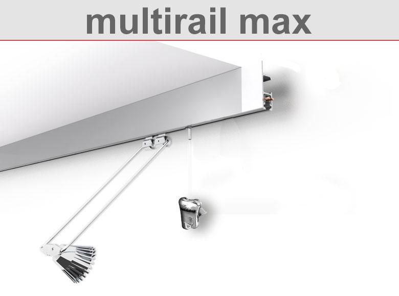 Bilderschiene multirail max
