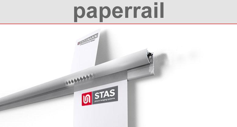 paperrail kugelschiene