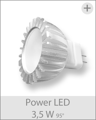 Power-LED-3,5W multirail
