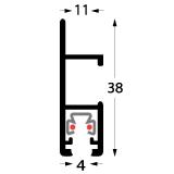 Profil multirail max