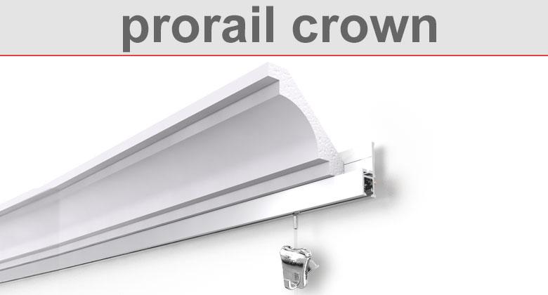 Bilderschiene prorail crown