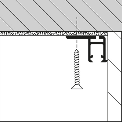 prorail flat montage